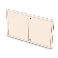 Двери ревизионные 60.100.5-0.2.S1,2