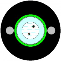 ОКТБг-М(2,7)П-2*8Е-0,40Ф3,5/0,30Н19-16