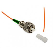 Пигтейл FC/APC 1.5m tight buffer 50/125 OM2 Telecom