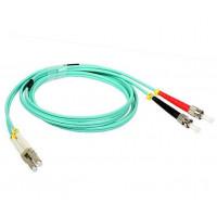 Патчкорд FC/UPC-LC/APC 0.5m ОМ3 50/125 Telecom